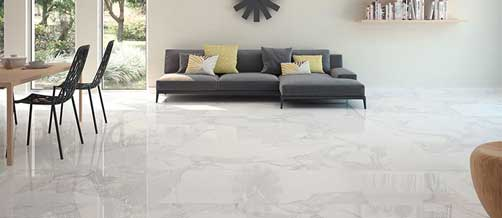 porcelain tiles modern good look in living room