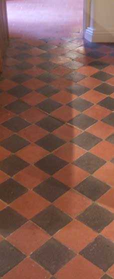 quarry tile floor plain on with tri state flooring Perth